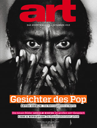 Art Magazin - Gesichter des Pop«